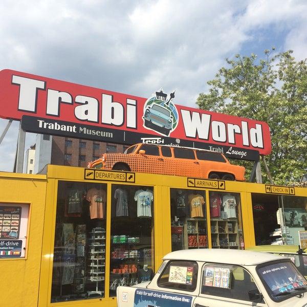 Das Foto wurde bei Trabi-Safari / Trabi-World von Stefan R. am 5/19/2016 aufgenommen