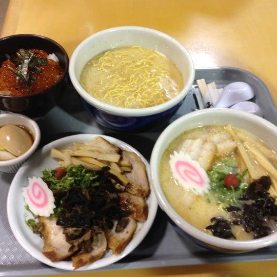 Photo taken at Mitsuwa Marketplace by Amy W. on 1/3/2013