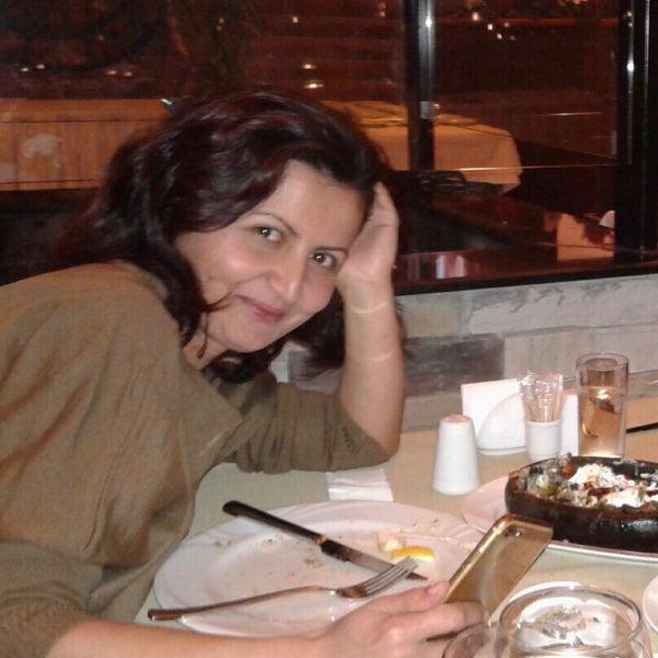 Photo taken at Körfez Aşiyan Restaurant by Esra G. on 1/6/2018