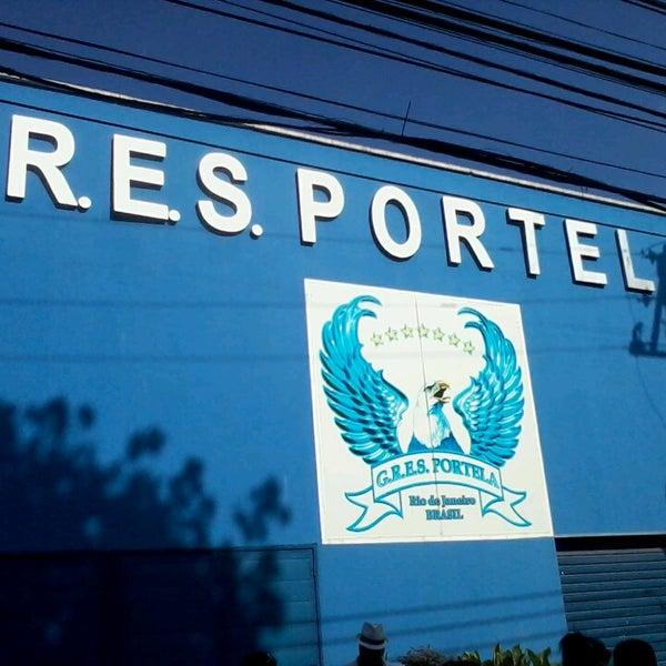 Foto tirada no(a) G.R.E.S. Portela por Bruno R. em 9/7/2013