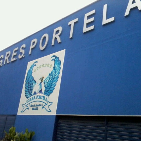 Foto tirada no(a) G.R.E.S. Portela por Bruno R. em 11/3/2012
