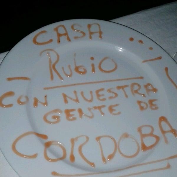Foto tomada en Casa Rubio por Pedro Ignacio P. el 4/13/2013