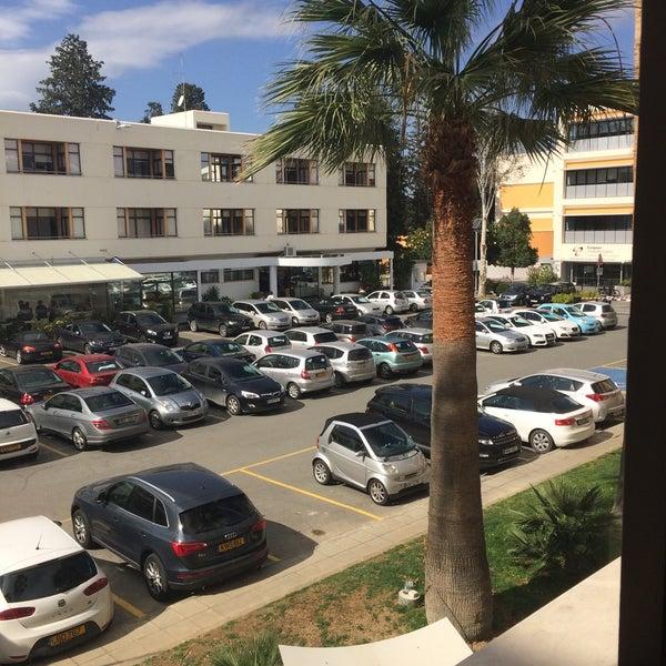 2/29/2016 tarihinde Karīna V.ziyaretçi tarafından European University Cyprus'de çekilen fotoğraf
