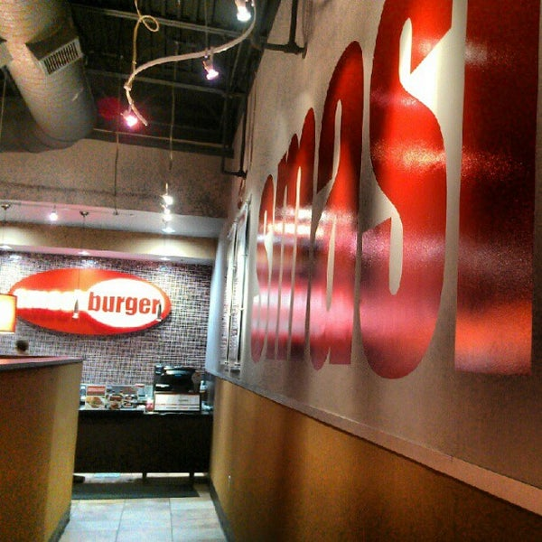 Photo taken at Smashburger by Curtis S. on 9/30/2012