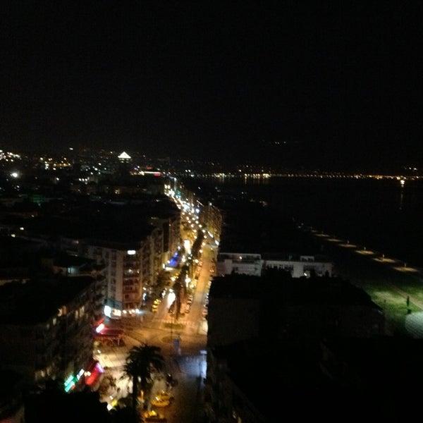 2/4/2013 tarihinde ÇAPULCU A.ziyaretçi tarafından Ege Palas Business Hotel'de çekilen fotoğraf