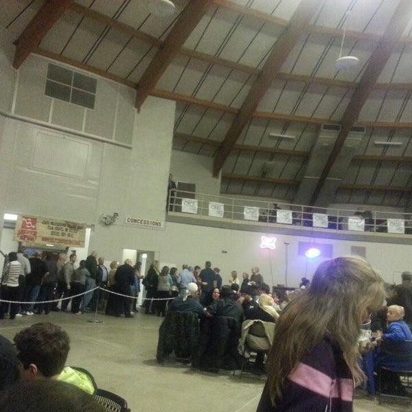 Photo taken at Waukesha County Expo Center by Mary Jane S. on 3/29/2014