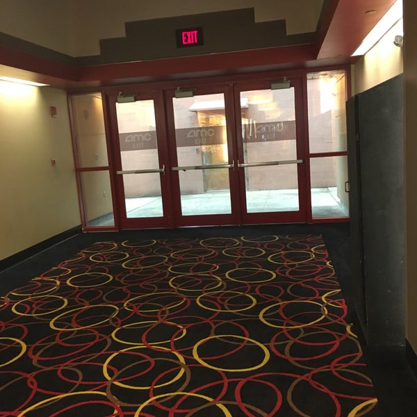 Photo taken at AMC Loews Brick Plaza 10 by Andy S. on 5/22/2017
