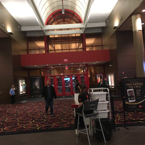 Photo taken at AMC Loews Brick Plaza 10 by Andy S. on 5/26/2017