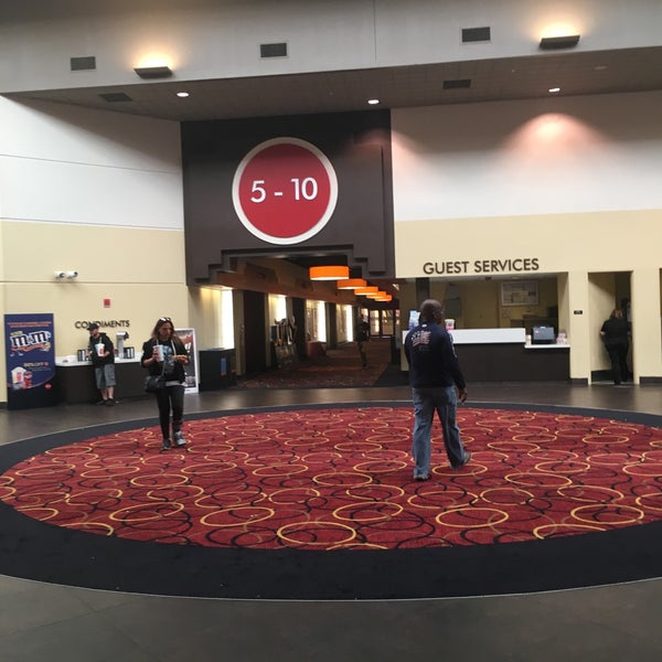 Photo taken at AMC Loews Brick Plaza 10 by Andy S. on 5/28/2017