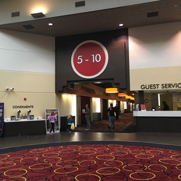 Photo taken at AMC Loews Brick Plaza 10 by Andy S. on 5/20/2017