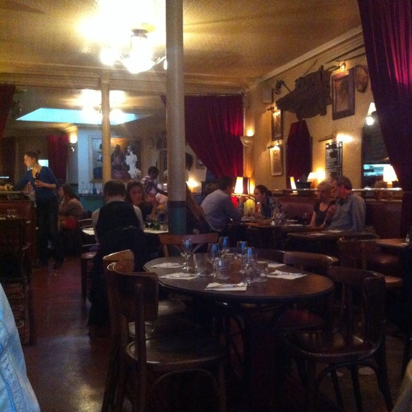 Photo taken at Café de l'Industrie by Jonathan S. on 5/19/2013