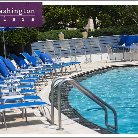 Washington Plaza Hotel Wedding Hall In Logan Circle Shaw