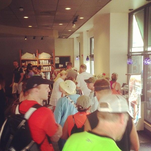 Photo taken at Starbucks by Brian H. on 5/18/2013