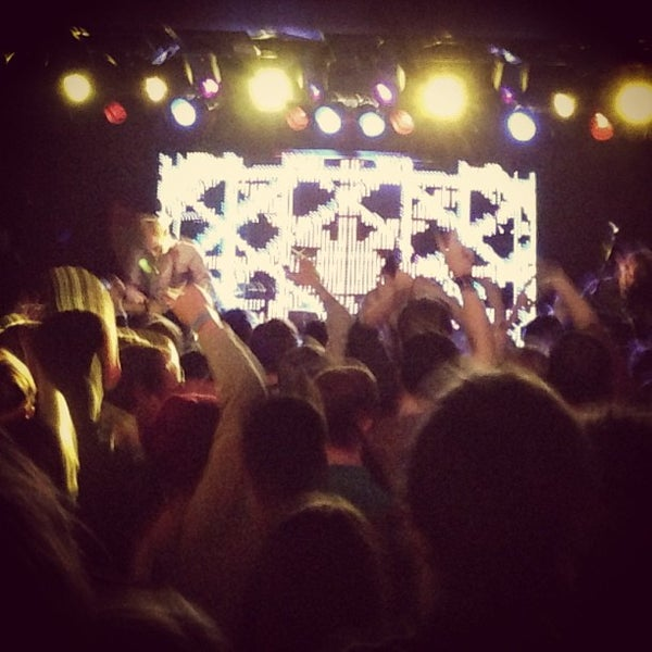 Photo taken at Paradise Rock Club by Ian C. on 3/17/2013
