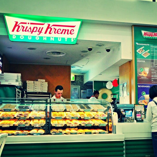 Krispy Kreme Drive Thru is found at Sydney Road, about a km drive north of the centre of Melbourne, in Fawkner (close to Fawkner Memorial Park).The store is happy to serve customers within the areas of Reservoir, Broadmeadows, Pascoe Vale, .