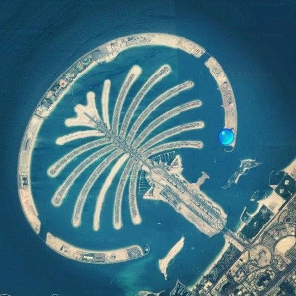 5/19/2013 tarihinde Olga Olga A.ziyaretçi tarafından Rixos The Palm Dubai'de çekilen fotoğraf
