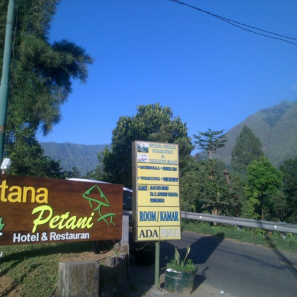 Next to Bromo for your Sunrise.