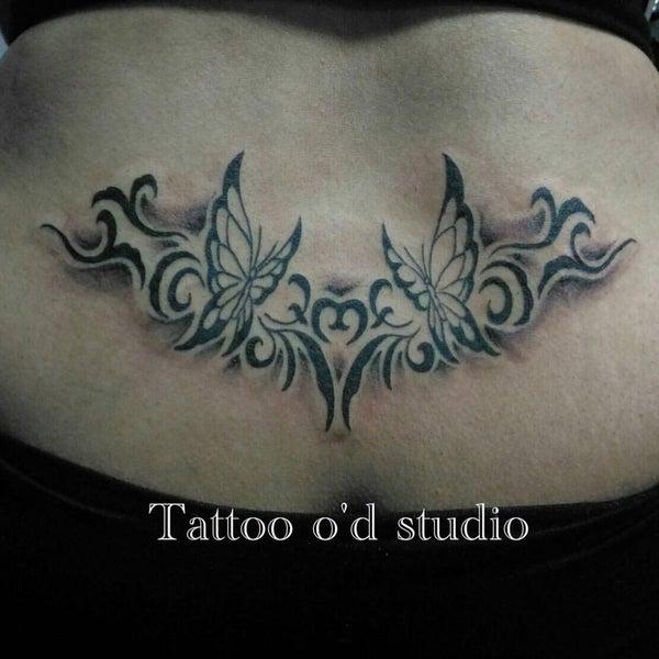 Photo taken at Tattoo O'd studio by Boho M. on 12/10/2016