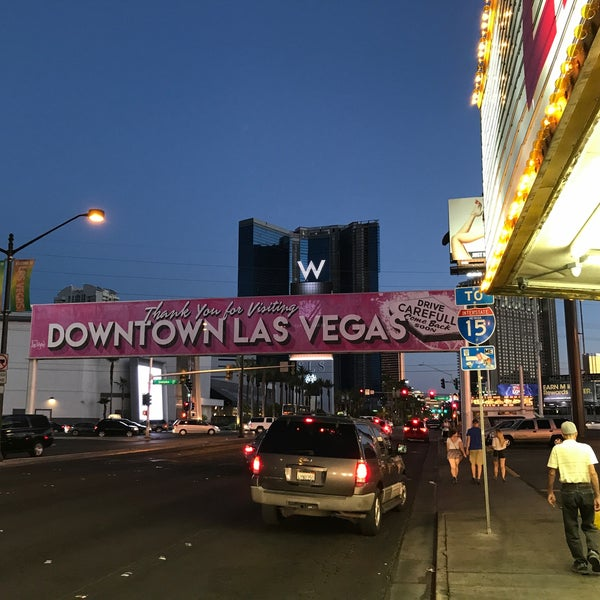 Photo taken at Downtown Las Vegas by Kevin V. on 6/29/2017