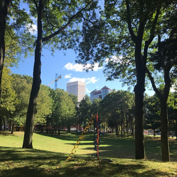 Roger Williams Park: Roger Williams National Memorial Park