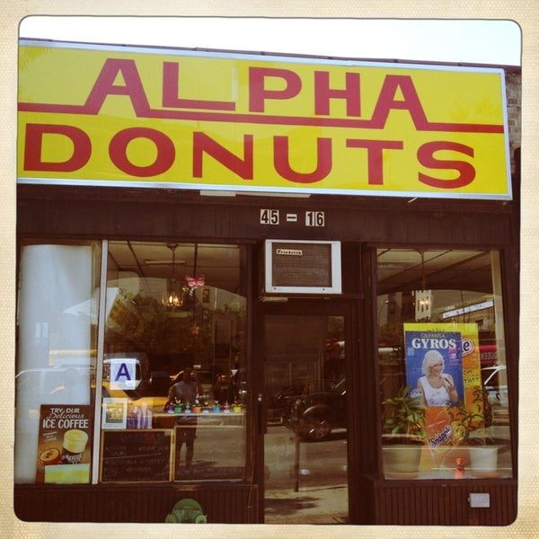 Photo taken at Alpha Donuts by Paul A. on 6/22/2013
