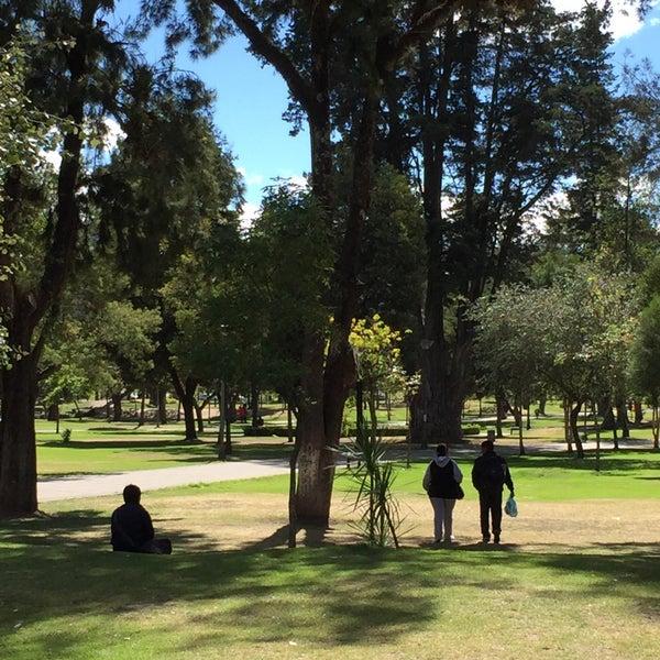 Foto tomada en Parque El Ejido por Tania C. el 12/28/2015
