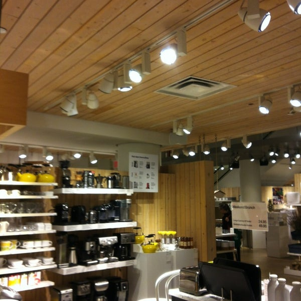 Photo taken at Crate and Barrel by Parker L. on 2/23/2013