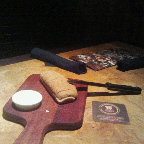 Foto tirada no(a) Outback Steakhouse por Ruy M. em 3/20/2013
