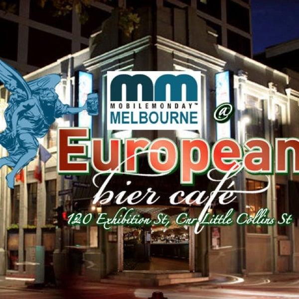 European Bier Cafe Beer Menu