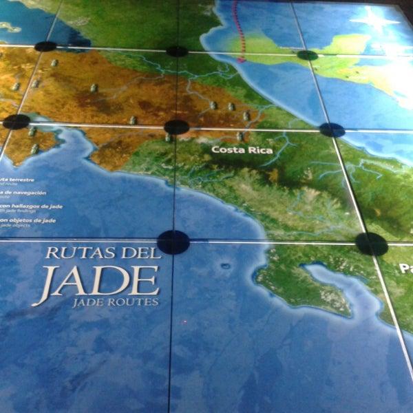 Photo taken at Museo de Jade by Ingrid V. on 1/7/2015