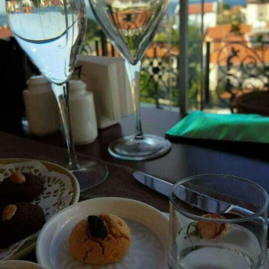 4/10/2016 tarihinde Gülce A.ziyaretçi tarafından Maison Vourla Hotel'de çekilen fotoğraf