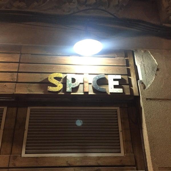Photo taken at Spice Café by Ömür O. on 9/3/2017