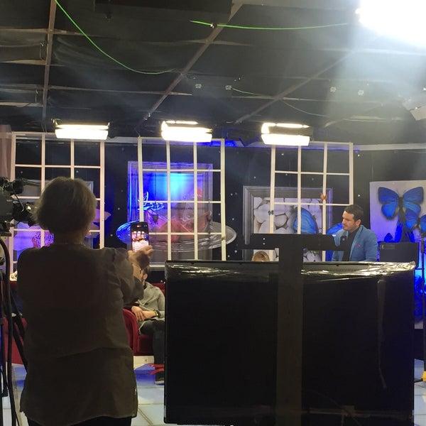 2/26/2017 tarihinde Aysel T.ziyaretçi tarafından Rumeli Tv'de çekilen fotoğraf