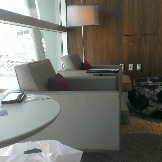 Photo taken at The Centurion Lounge Las Vegas by Rebecca S. on 6/9/2013
