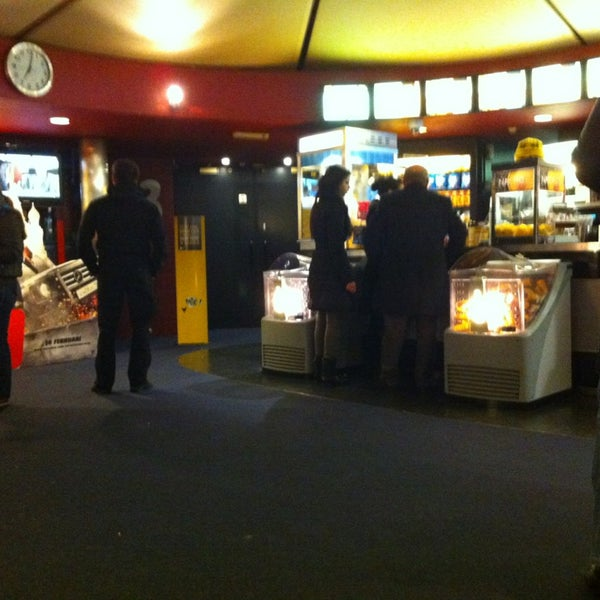 Photo taken at Pathé by Ruud B. on 2/19/2013