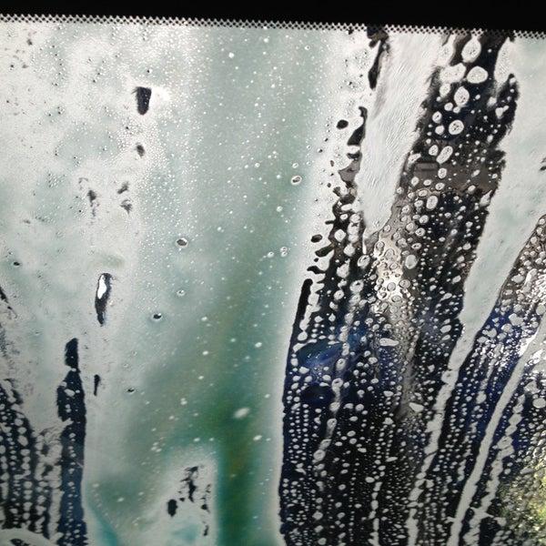 Photo taken at Carmel Car Wash by Kat T. on 6/19/2013