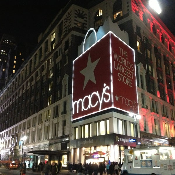 Macy's - Department Store in New York