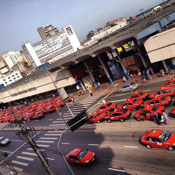 Esta 231 227 O Rodovi 225 Ria De Porto Alegre Bus Station In Centro