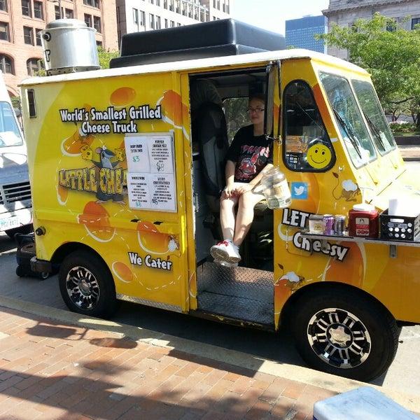 Cleveland Food Truck San Diego