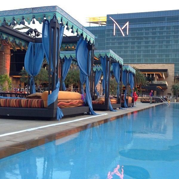 Photo taken at M Resort Spa Casino by Joel T. on 4/10/2013