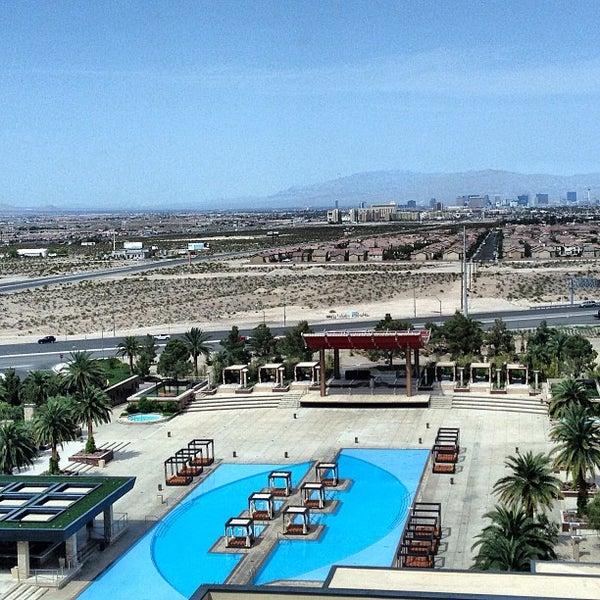 Photo taken at M Resort Spa Casino by Joel T. on 4/7/2013