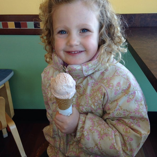 Photo taken at Mitchell's Ice Cream by Jessica B. on 3/3/2014