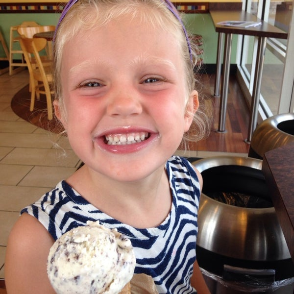Photo taken at Mitchell's Ice Cream by Jessica B. on 7/22/2014