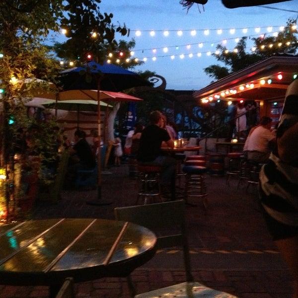 Photo taken at Silk City Diner Bar & Lounge by Chris P. on 8/4/2013