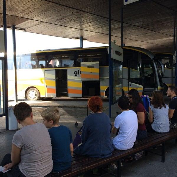 Photo taken at Autobusna stanica by Jonathan K. on 8/11/2014