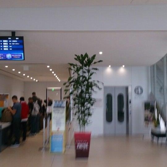 1/21/2014にteruoが岩国錦帯橋空港 / 岩国飛行場 (IWK)で撮った写真