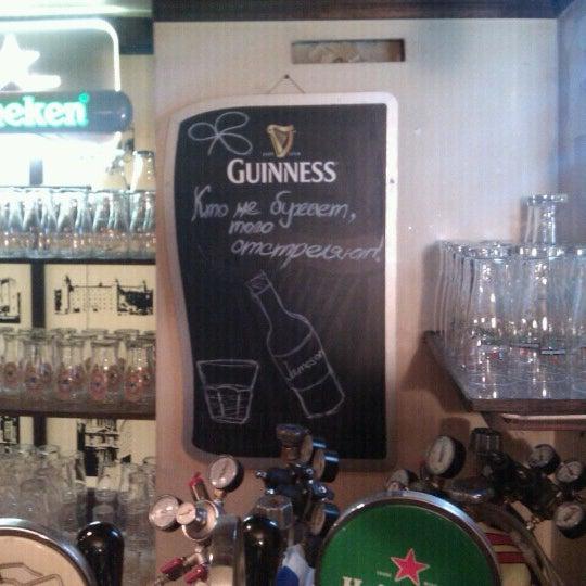 Снимок сделан в Molly Malone's Pub пользователем kotonly 10/9/2012