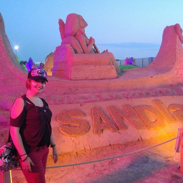 6/11/2017 tarihinde Melek A.ziyaretçi tarafından Sandland'de çekilen fotoğraf