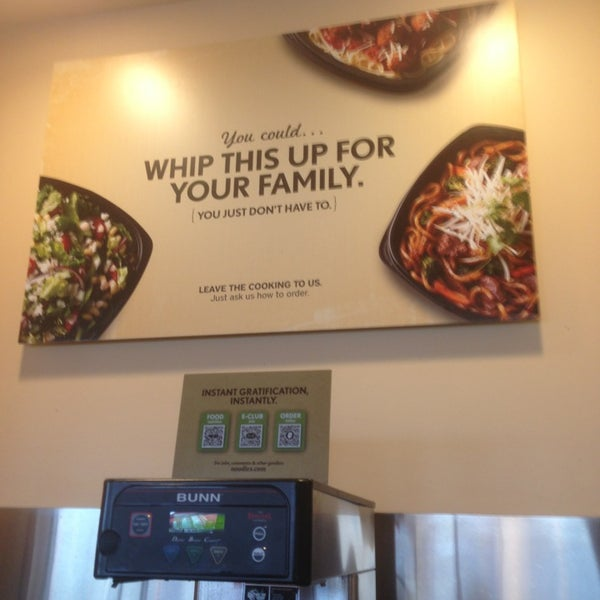 Photo taken at Noodles & Company by Scott W. on 8/9/2013