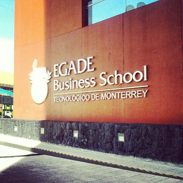 Foto tomada en Tecnológico de Monterrey por Sergio S. el 10/3/2012